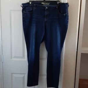Old Navy Sweetheart Jeans Size 18